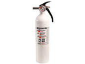 Kidde FX10K 21005753MTL White Disposable Kitchen Fire Extinguisher