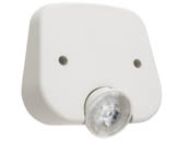 Lithonia Lighting 263XHE ERE SGL M24 Lithonia ERE Series Indoor, Damp Location Single Remote Head, White