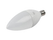 90+ Lighting SE-350.151 Dimmable 4.5W 3000K 92 CRI Decorative LED Bulb, JA8 Compliant