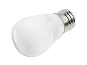 MaxLite 101425 FF2S14ND27 Maxlite Non-Dimmable 2W 2700K S14 Filament LED Bulb, Enclosed and Wet Rated