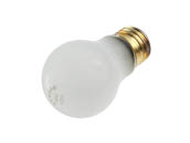 Symban Lighting B13010-003 (Safety) 40A15/IF 130V (Safety) Safety Coated 40W 130V A15 Safety Coated Bulb, E26 Base