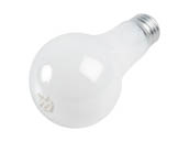 Sylvania 13101-A 150A21/W/RP (Safety) Safety Coated 150W, 120V Soft White Incandescent Bulb, E26 Base