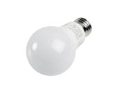MaxLite 14099390-7 E6A19DLED27/G7 Maxlite Dimmable 6W 2700K A19 LED Bulb, Enclosed Rated