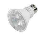 MaxLite 14101682 6.5P20DLED930FL/JA8 Maxlite 6.5W Dimmable 3000K 40° 90 CRI PAR20 LED Bulb, JA8 Compliant, Wet Rated
