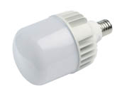 TCP LHID25040 Non-Dimmable 90W 4000K T-140 High Bay LED Bulb, Ballast Bypass, Enclosed and Wet Rated