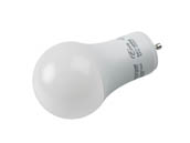 Euri Lighting EA19-3050eG Dimmable 9.5W 5000K A19 LED Bulb, GU24 Base, Enclosed Fixture Rated