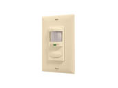Sensor Switch 218Y8V WSX PDT IV brand WSX Programmable Occupancy and Vacancy On/Off Wall Switch, Ivory