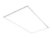 TCP FP4UZD3935K Dimmable 39 Watt 2x4 ft 3500K Flat Panel LED Fixture