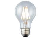 Archipelago Lighting LTA19C50027MB Archipelago Dimmable 4.5 Watt 2700K A19 Filament LED Bulb, Enclosed Fixture and Wet Rated