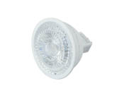 Bulbrite 771208 LED6MR16FL35/50/830/D Dimmable 6.5W 3000K 35° MR16 LED Bulb, GU5.3 Base, Enclosed Rated