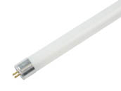 "Satco Products, Inc. S11904 4W/LED/T5/830/BP Satco 4 Watt 12"" T5 3000K LED Bulb, Ballast Bypass"