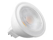 Sunlite 80508-SU MR16/LED/5W/GU5.3/120V/30K Non-Dimmable 5W 3000K 120V 38 Degree MR16 LED Bulb, GU5.3 Base, Enclosed Fixture Rated