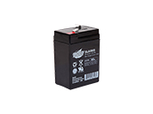Interstate Battery SLA0905 Interstate Batteries 6V SLA0905 General Purpose Battery, For Use In Exit and Emergency Lighting Fixtures