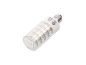 EmeryAllen EA-E11-3.0W-001-AMB 3 Watt Amber Turtle Safe Bulb, E11 Base, Non-Dimmable