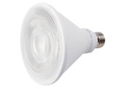 TCP L100P38N25UNV27KNFL Non-Dimmable 12.5W 120-277V 2700K 25º PAR38 LED Bulb, Wet and Enclosed Fixture Rated