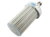 Olympia Lighting CL-250W12-55K-E39 1000 Watt Equivalent, 250 Watt 5500K LED Corn Bulb, Ballast Bypass