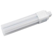 Green Creative 35002 9PLO/835/HYBM 9W 2 or 4 Pin 3500K G24 Base Omni Directional Hybrid LED Bulb