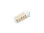 EmeryAllen EA-GY6.35-5.0W-001-309F-D Dimmable 5W 12V 3000K JC LED Bulb, GY6.35 Base, Enclosed Fixture Rated