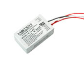 Hatch Transformers RL12-60A Hatch 120V Step Down To 12V Class 2 Dimmable Transformer 60W
