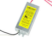 Hatch Transformers RS12-150-277 Hatch 277V Step Down To 12V Dimmable Transformer 150W