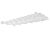 Value Brand MLH03130W27V40KCD 400 HID Equivalent, 130 Watt 4000K Dimmable LED High Bay Linear Fixture