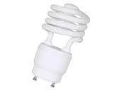 Halco Lighting 46527 CFL13/50/GU24 Halco Prolume 13 Watt T2 Spiral CFL Lamp, 5000K, GU24 Base, Non-Dimmable