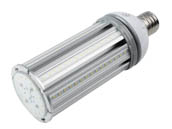 Commercial LED CLC6-45WD-E39 175 Watt Equivalent, 45W 5000K LED Corn Bulb, Ballast Bypass