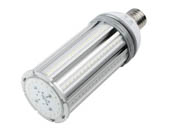 Commercial LED CLC6-54WD-E39 175 Watt Equivalent, 54W 5000K LED Corn Bulb, Ballast Bypass