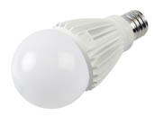 Green Creative 35054 34HID/850/277V/EX39 Non-Dimmable 34W 120-277V 5000K A-23 LED Bulb, Enclosed Fixture Rated, E39 Base