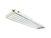 UltraGrow UG-T5/44/865 4 Foot 4 Lamp 6500K T5 Plant Grow Fixture