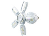 Satco Products, Inc. S39750 30W/LED/HID/MB-G3/50K/100-277V Satco 150 Watt Equivalent, 30 Watt 5000K Hi-Pro LED Multi-Beam Retrofit Bulb, Ballast Bypass