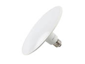 TCP L19SL19D3050K 19W 5000K LED Disk Light, E26 Base