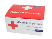 Value Brand Alcohol Prep Pads Alcohol Prep Pads