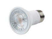Keystone KT-LED6.5PAR16-S-850 Dimmable 6.5W 5000K 40 Degree PAR16 LED Bulb, Enclosed Fixture Rated