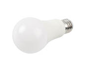 Euri Lighting EA19-14W2100et Non-Dimmable 4W, 8W, 14W 3-Way 3000K A19 LED Bulb, Enclosed Fixture Rated