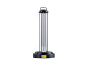 "Light Efficient Design RP-UVC-LC1-38W 38W UVC Single PL-L 18"" Tower Fixture with Motion Sensor and Remote Control"