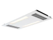Healthe LSH Cleanse 2700 MVOLT SK Cleanse 2x4 Troffer LED 2700K Standard Lighting, UVC and HEPA Air Filter