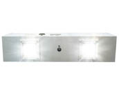"Puro Lighting H-F2-6-P-COM-110 Puro Helo F2 24"" UV Disinfecting Fixture"