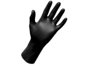 Value Brand 4685614 Nitrile Gloves Black Large Nitrile Large Powder Free Black Gloves