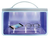Healthe FG-08006 Healthe UV Tote Lighting 15W UV Tote Sanitizing Case
