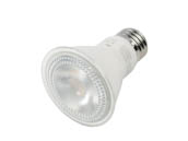 90+ Lighting SE-350.181 Dimmable 7 Watt 2700K 40 Degree 90 CRI PAR20 LED Bulb, JA8 Compliant and Wet Rated