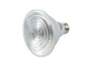 Bulbrite 772277 LED10PAR30S/NF25/930/WD/2 Dimmable 10W 3000K 25° 90 CRI PAR30S LED Bulb, Enclosed Fixture and Wet Rated, JA8 Compliant