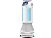 Axenic-UV Sani Bot Sani Bot Wifi Intelligent UVC & Atomizer Spray Disinfecting Robot