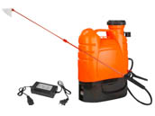 Larson Electronics IND-MD-DF-ESF-R1 Portable Battery Powered Electrostatic Sprayer 6