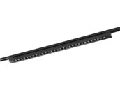 "Satco Products, Inc. TH505 36"" Black Track Light Bar Satco 45 Watt Dimmable 36"" Black LED Track Light Bar, 3000K, 90 CRI"