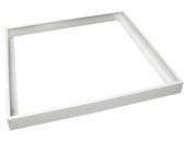 TCP DTSK2 Surface Mount Kit For 2X2 Back Lit Flat Panel Fixture
