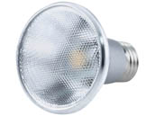 Bulbrite 772756 LED7PAR20/FL40/830/WD/2 Dimmable 7W 3000K 40° PAR20 LED Bulb, Enclosed and Wet Rated