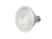 Bulbrite 772274 LED10PAR30S/FL40/927/WD/2 Dimmable 10W 2700K 40° 90 CRI PAR30S LED Bulb, Enclosed and Wet Rated, JA8 Compliant