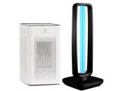 Value Brand SM Commercial Combo Medify MA-25 Air Purifier and Archipelago 36W UVC Wifi Tower