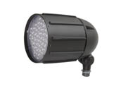 MaxLite 104085 BF30BUW30B Maxlite 30 Watt 3000K Wide Beam LED Bullet Flood Fixture, Title 24 Compliant